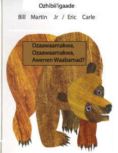 Brown Bear Book Cover