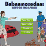 Babaamosedaa! Let's Go for a Walk