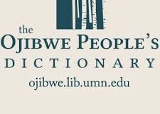 The Ojibwe People's Dictionary from the University of Minnesota