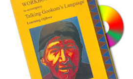 Talking Gookom's Language Workbook and CD